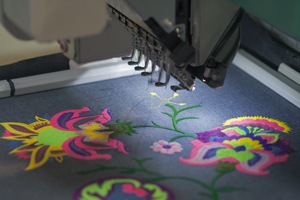 Embroidery Sewing